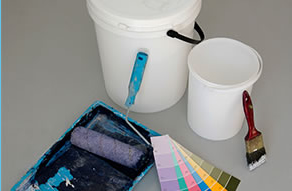 Secure lock plastic buckets