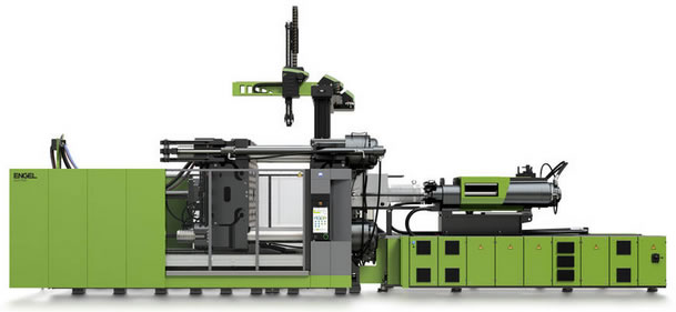 Engel Duo Injection Moulding Machines